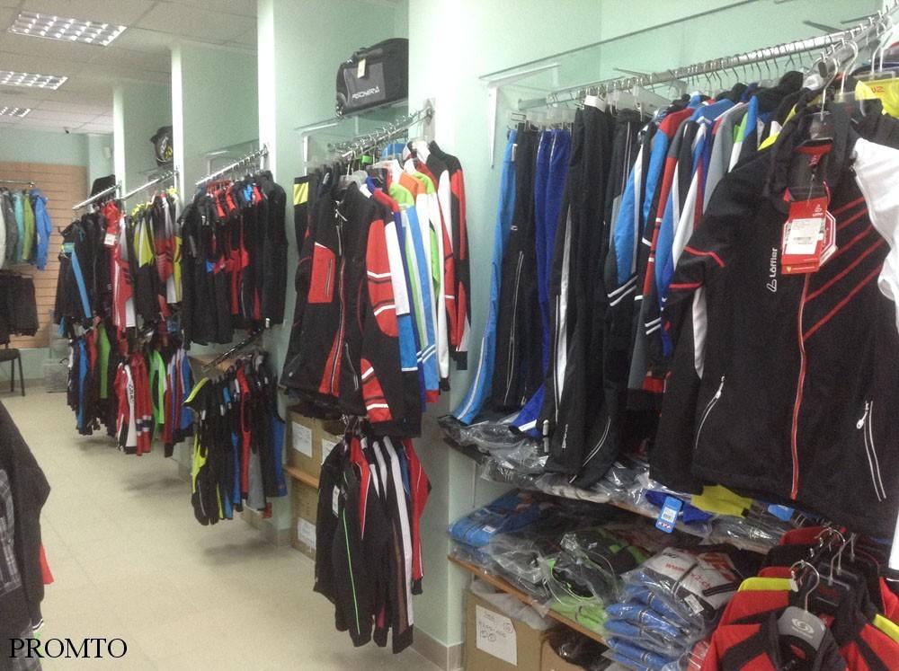Сетевая продажа одежды